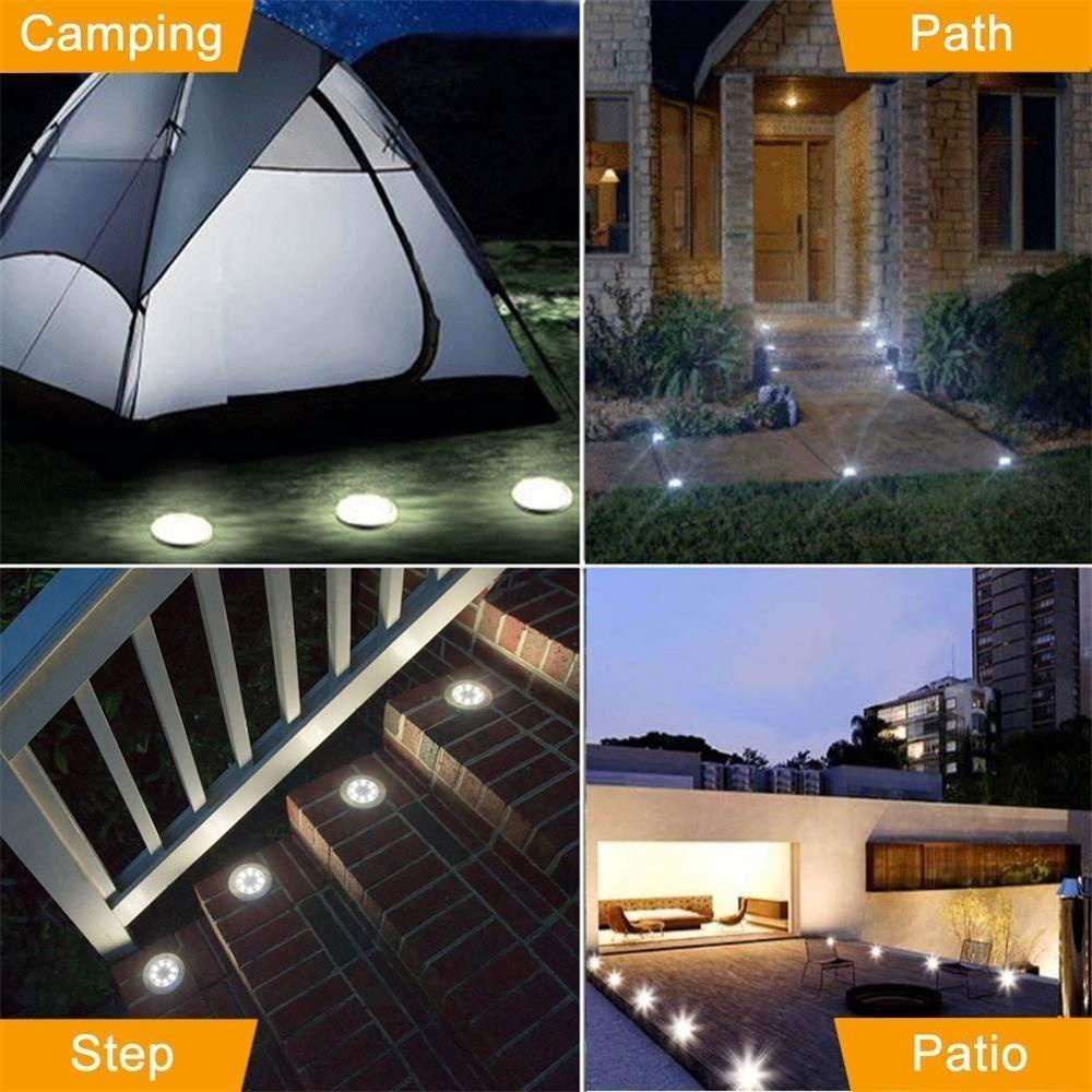 lâmpada à prova dwaterproof água paisagem lâmpada inserção lâmpada chão