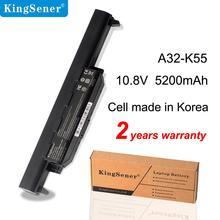 KingSener Corea Cellulare A32 K55 Batteria per ASUS X45 X45A X45C X45V X45U X55 X55A X55C X55U X55V X75 X75A X75V x75VD U57 U57A U57VD