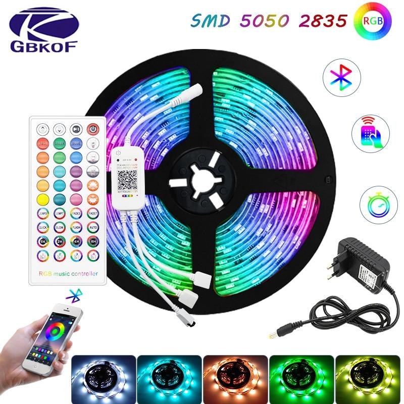 5M RGB 5050 Waterproof LED Strip light Remote