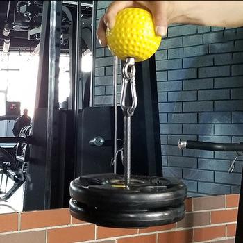 Trening mięśni ramion wspinaczka piłka nadgarstki moc ściskacz palców siła piłka Fitness zestawy Pull Up trening siłowy trening siłowy tanie i dobre opinie CN (pochodzenie) Wysoka elastyczna chwytania piłki WLQ97 ARMS Diameter 97mm 3 82in Diameter 72mm 2 83in Length 27cm Length 9cm