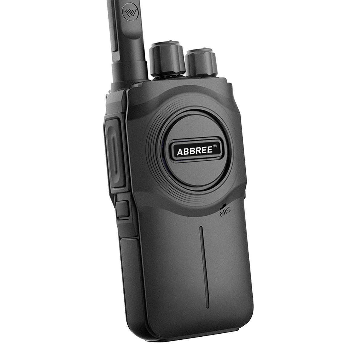 2 шт. ABBREE AR-U1 мини-рация Портативная радиостанция двухстороннее радио uhf band 400-480 МГц Любительское радио BF-888S UV-5R