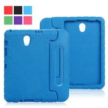 Чехол для Samsung Galaxy Tab S 8,4/T700 /T705, ударопрочный Ручной Чехол из ЭВА с полным покрытием корпуса, детский силиконовый чехол