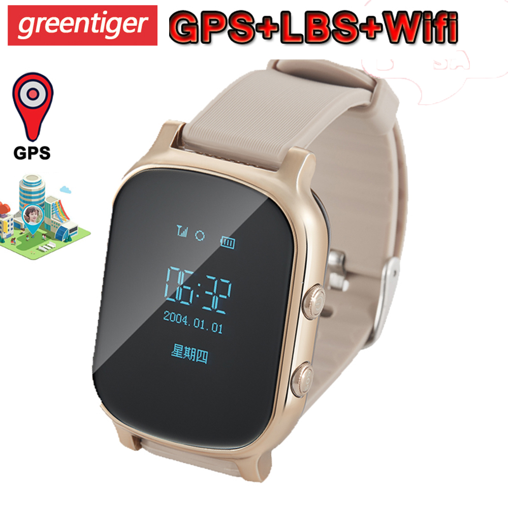 T58 Smart Watch GPS Wifi Smart Tracker Antil lost Baby Fitness Tracker SOS Children Smartwatch Student Kids Smartwatch.|Smart Watches|   - AliExpress