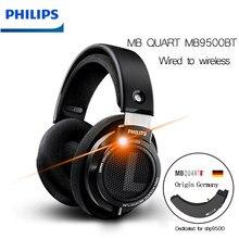 Philips SHP9500 Verdrahtete Kopfhörer Mit 3m Kabel MBQUART APTX AAC Deutschland Goethe Verlustfreie Bluetooth 5,0 Modul Für Huawei Xiaomi