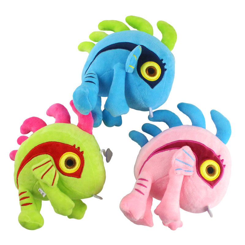 20cm Murloc Plush Doll Toy Stuffed Animal Fish Doll Toy Child lvzYL LrJNE drtrdf