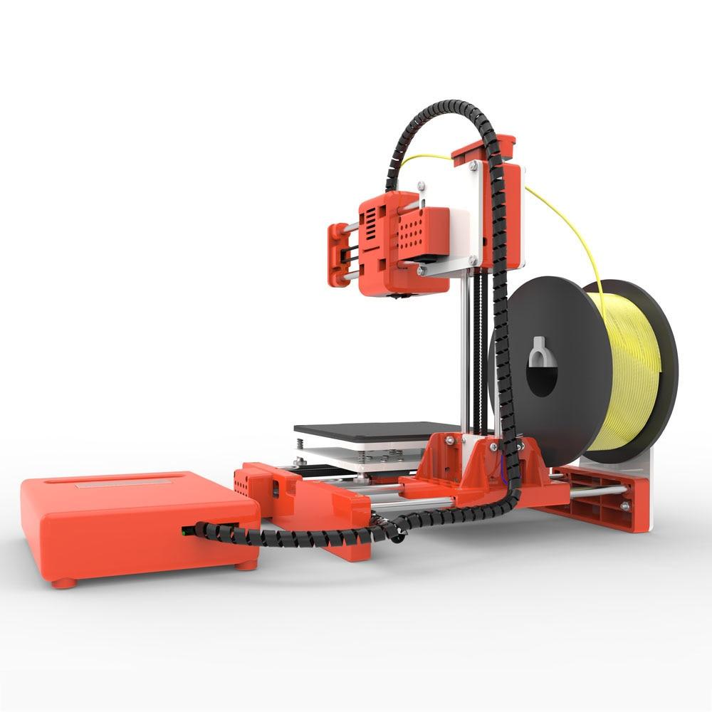Mini Portable  Kids 3D DIY Printer for Household Education 27