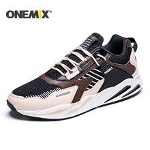 ONEMIX New Men Running Shoes Comfortable Casual Sneakers