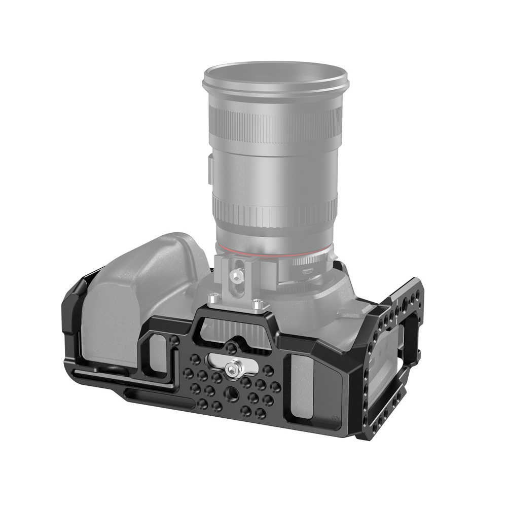 SmallRig bmpcc 4k Käfig DSLR Kamera Blackmagic Tasche 4k / 6K Kamera für Blackmagic Pocket Cinema Kamera 4K / 6K BMPCC 4K 2203B