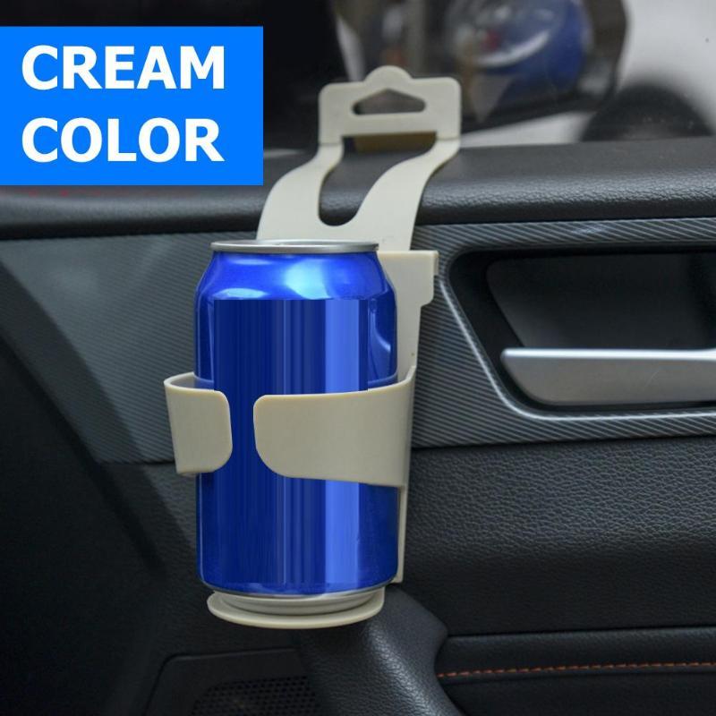 Generp Car Headrest Drink Tray Organizer,Universal Seat Back Hanger Drink Cup Holder Adjustable Car Styling Cup Holder