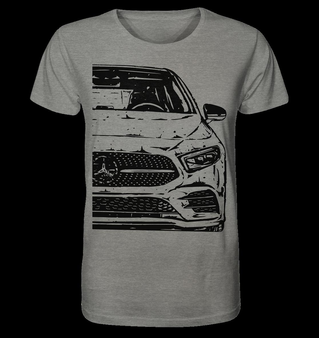 Mercedes W177 Shirt Meliert
