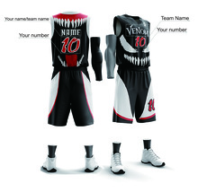 DC Joker Vest basketball jersey Outfit Sportswear Customized for team Sports Uniforms Training Brand