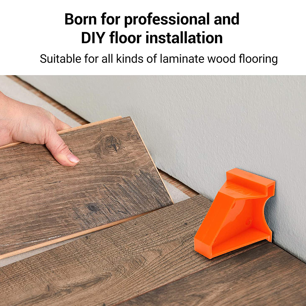 20pcs Flooring Spacers Laminate Vinyl, What Size Spacers For Laminate Flooring