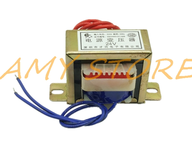 EI57*25 15W Input 380V <font><b>220V</b></font> 50Hz Ferrite Core Out AC 6V 9V 12V 15V 18V <font><b>24V</b></font> <font><b>220V</b></font> Vertical Mount Electric Single Power <font><b>Transformer</b></font> image