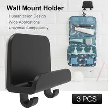 Wall Mount Phone Holder Mobile Hook Door Phone