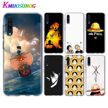 Soft TPU Phone Cover Just One Piece for Samsung Galaxy A90 A80 A70S A70 A60 A50S A40 A20E A20 A10S Phone Case(China)