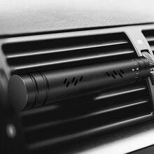 カーアクセサリーインテリア車空気清浄リフィルで香味自動香水クリップ空気清浄機車の臭いアロマディ