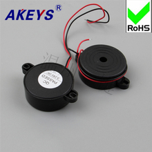 3PCS High decibel alarm buzzer active 3-24V SHD4216 loudspeaker alarm anti-theft device цена