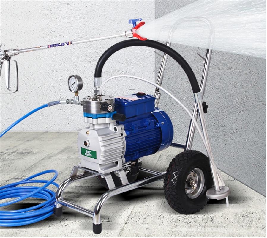 3000W/4000W/4800W High-pressure Airless Spraying Machine Professional Airless Spray Gun High Quality   Painting Machine Tool