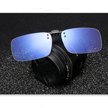 Clip On Blue Light Filter Blocking Anti Blue Ray Anti-fatigue Glasses Office Computer