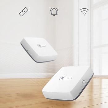 Tuya Zigbee Smart Gateway Hub domotique scène alarme de sécurité Kit PIR porte et fenêtre capteurs de température et d'humidité vie intelligente
