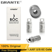 100% Original Grante EC Head Atomizer Coils 0.3/0.5ohm Vape Coil Head For iJust 2 ijust S Melo Tank E-Cigs(China)