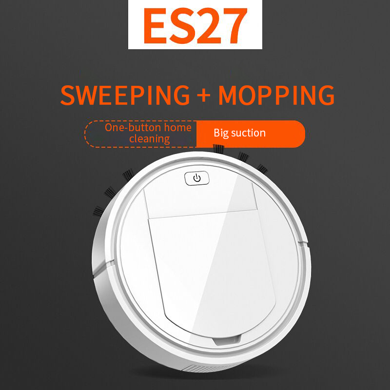 WX 3 In1 Automatic Robot Wireless Vacuum Cleaner Sweeping USB Charging Intelligent Lazy Vaccum Cleaner Robots Household Machine