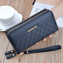 Women Wallets Leather Purse Large Capacity Long Clutch Femal