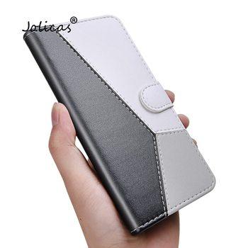 Bonita Funda de cuero PU para móvil Sony XA1 Coque portátil sFor...