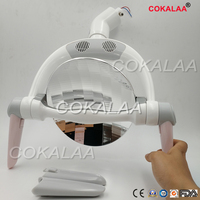 dental Reflect Spotlight Round LED Dental Lamp Oral Light for Dentistry Operation Chair Inductive Infrared