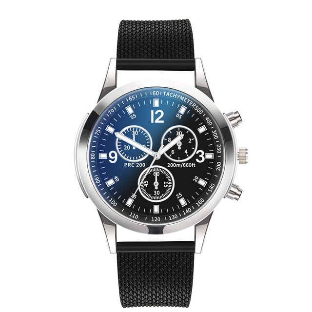 2019 Men women Watches Fashion & Casual luxury brand gold silver black Quartz Watch Stainless Steel Dial Bracele Watch Y10.17 4