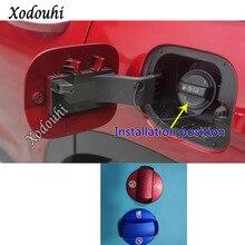 Автомобильный внутренний газовый/топливный/масляный бак крышка наклейка накладка Рамка для hyundai Verna Sonata Encino Kona Ix25 Ix35 Ix45 I40 I30 I20 I10