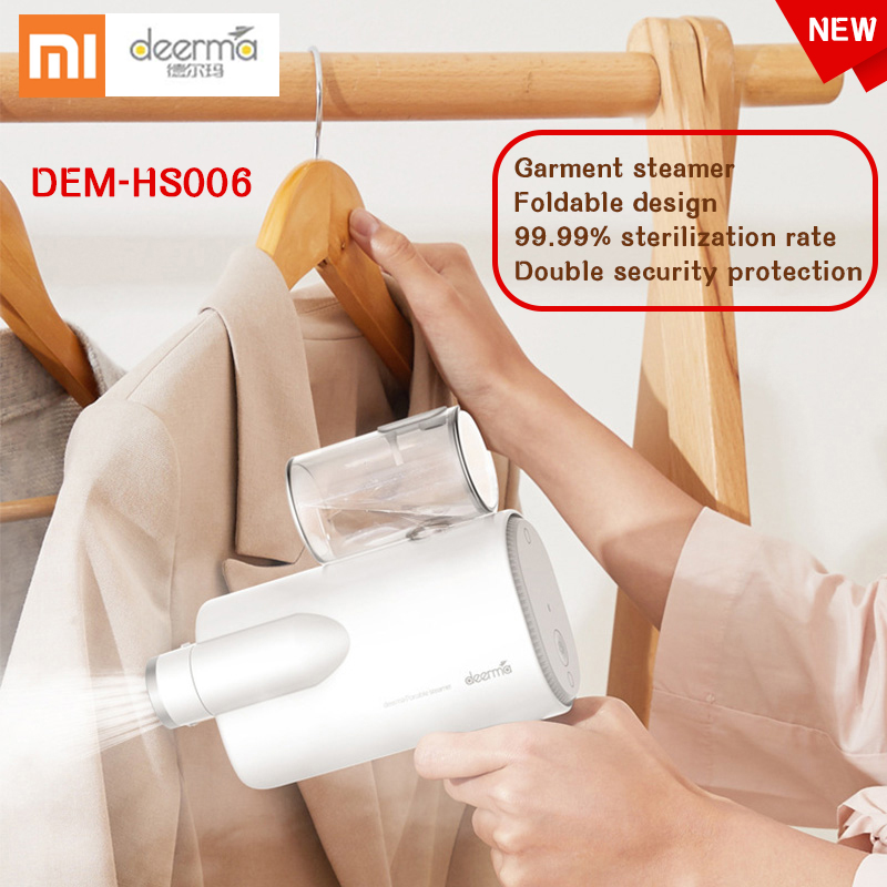 Xiaomi ironing machine Delmar handheld steam iron electric folding portable household mini 5