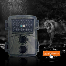 12MP Wildlife Trail Camera 0.8S Trigger Trap Infrared Hunting Cameras 60 degree PIR angle Wireless Surveillance Tracking Cams