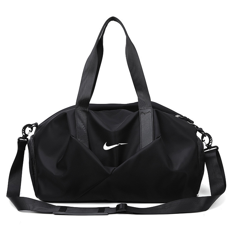 Training-Bag Luggage Travel Sports-Fitness-Bag Real-Logo Portable Luxury Shoulder Wet-Separate