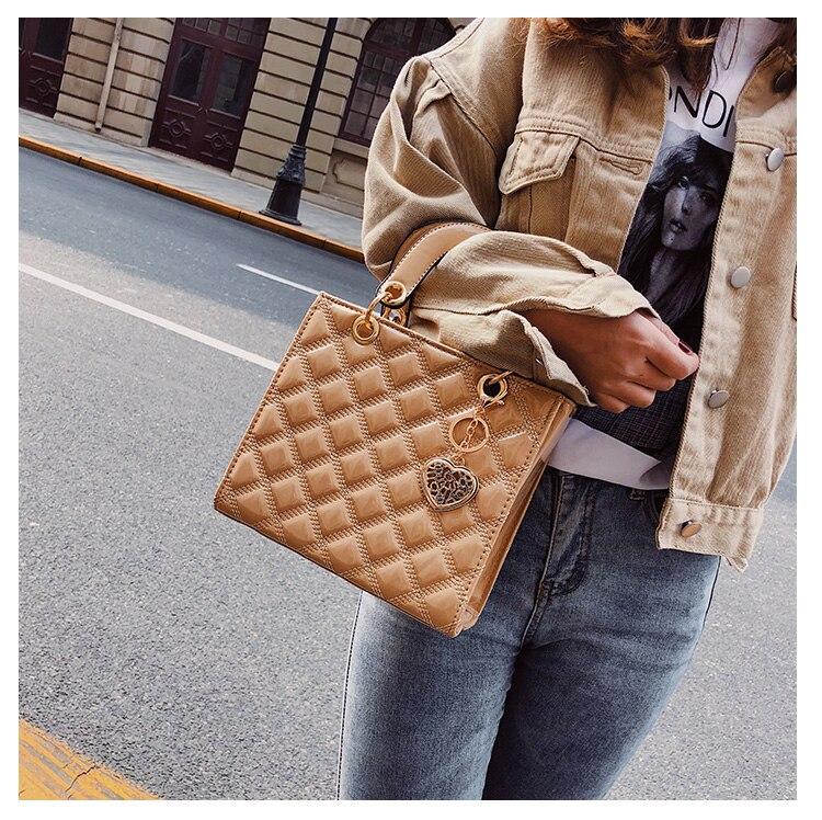 Bolsa feminina de couro do plutônio sacos