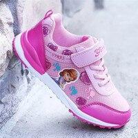 ULKNN çocuk ayakkabı çocuklar için rahat ayakkabılar kızlar koşu spor ayakkabılar okul eğitmenler nefes moda rahat|Tenis Ayakk.|   -