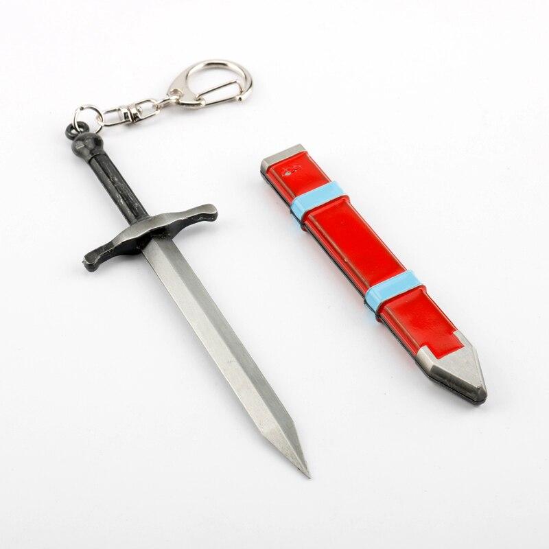 Dragon Ball Z Torankusu Sword Keychain