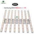 2020 новейший полный спектр Samsung LM2835 Led Grow Light bar High PPFD Quantum Tech bar для выращивания растений в теплицах