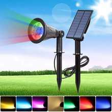 Специальное предложение светодиодный садовый фонарь на солнечной
