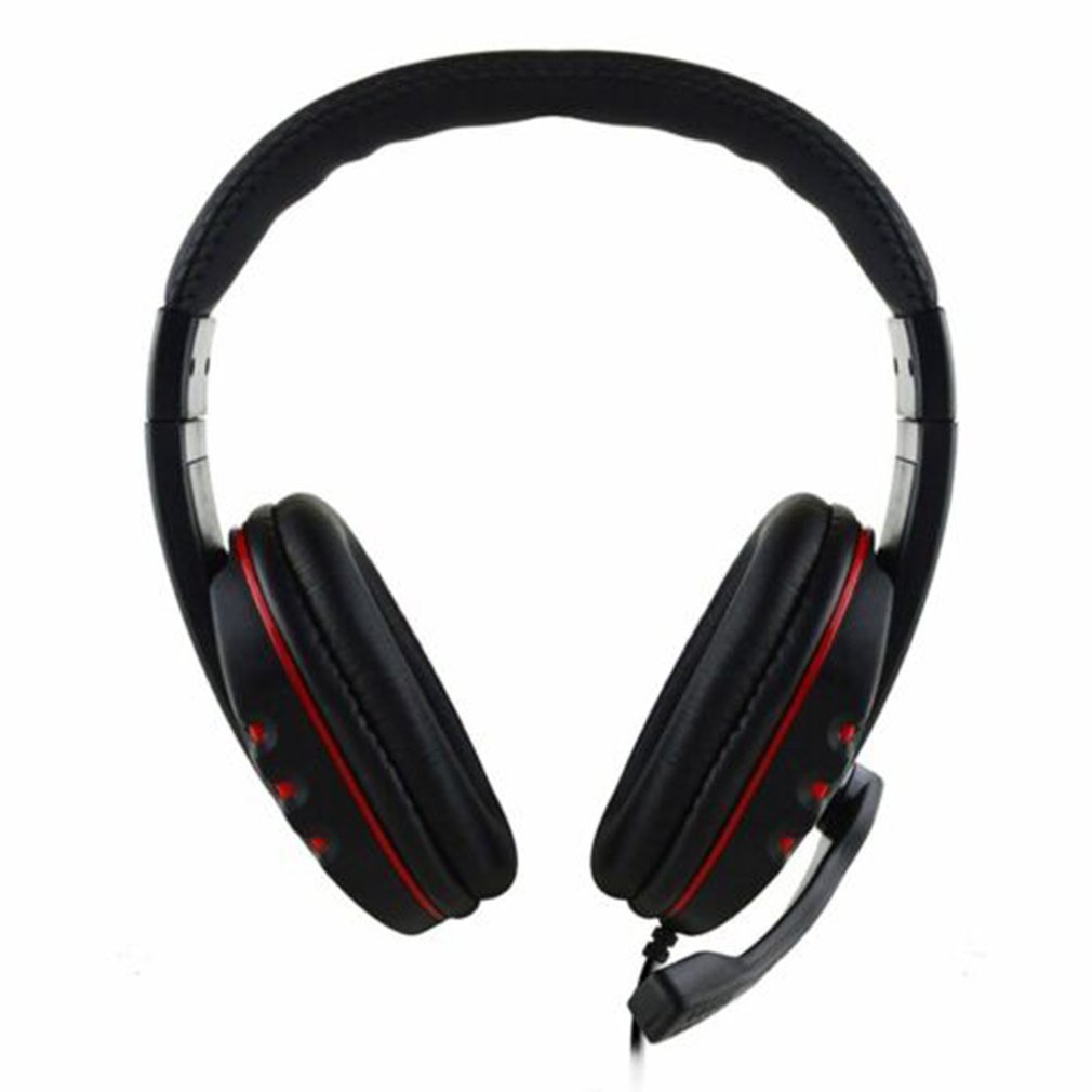 Kreative Mode Gaming Headset Stereo <font><b>Surround</b></font> Kopfhörer 3,5 Mm Wired Mic Für <font><b>Ps4</b></font> Laptop Xbox One image