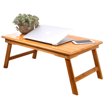 30% 1B Laptop Desk Bed with Foldable Table Simple Dormitory Lazy Desk Study Table Primary School Desk