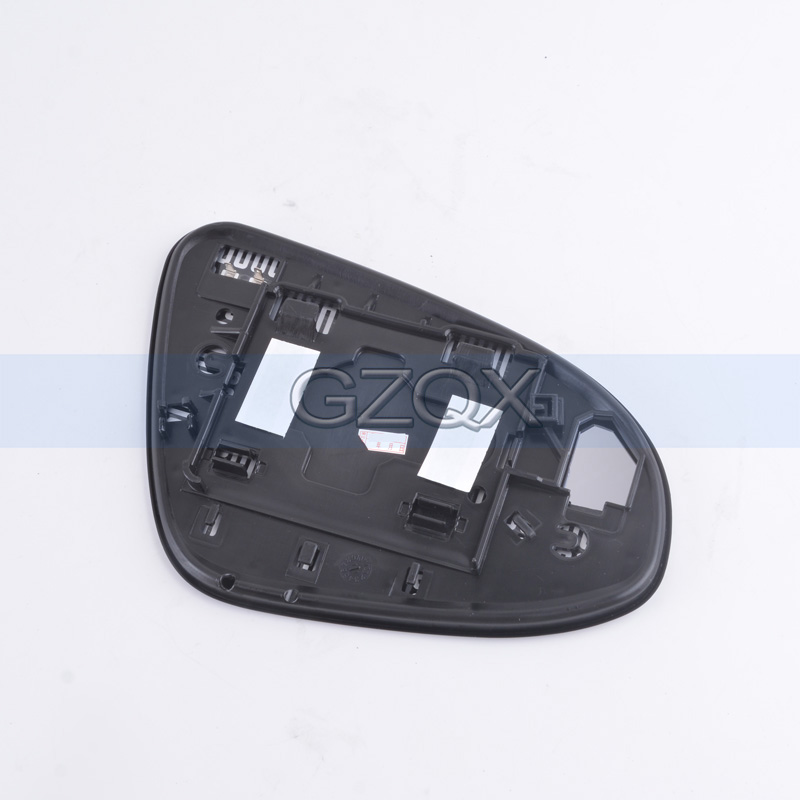 Pair of TOYOTA CAMRY XV50 2011-2015 Heated Door Mirror Glass Backing Plate LED