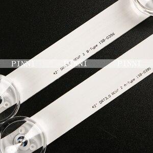 """Image 4 - 825mm LED Backlight Lamp strip 8 leds For LG INNOTEK DRT 3.0 42""""_A/B TYPE REV01 REV7 131202 42 inch LCD Monitor 2sets"""