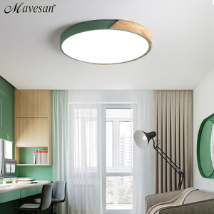 Image 3 - Modern Nordic LED Ceiling Lights Bedroom remote control for 8 20square meters plafonnier led lighting fixture candeeiro de teto