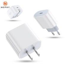 Per Apple iphone 12 pro caricabatterie 20W PD 3.0 caricabatterie QC 4.0 3.0 USB tipo C ricarica rapida 4.0 per iPhone 11 pro potenza di ricarica rapida
