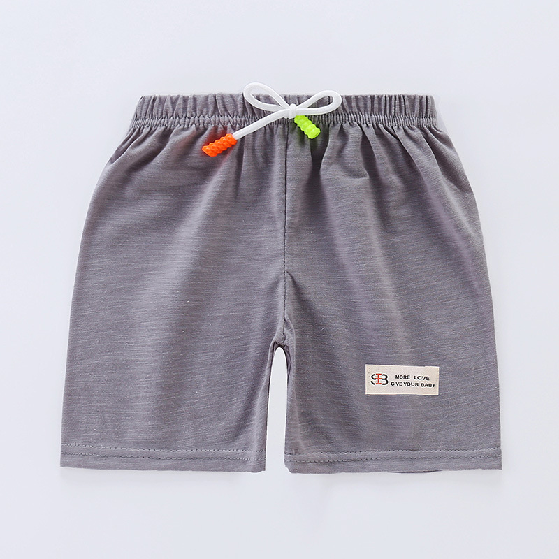 Hot Sale Sport Baby Shorts Quality Cotton Boys Shorts New Summer Baby Girl Shorts Fashion Kids Shorts