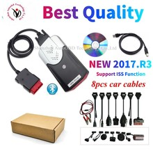 2021 NEW VCI Vd Ds150e Cdp Pro 2017.R3 2016.R0 Keygen Diagnostic Tool for Delphis OBD2 Car Truck Obd Scanner with New Relays