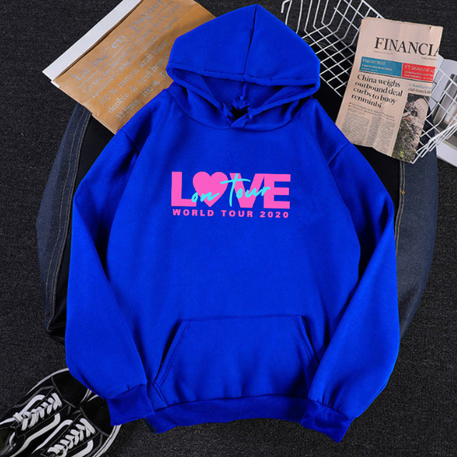 LOVE ON TOUR WORLD 2020 HARRY STYLES HOODIE (6 VARIAN)