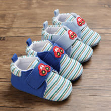 Imcute Newborn Baby Boy Girl Crib Pram Shoes Soft Sole Slipp