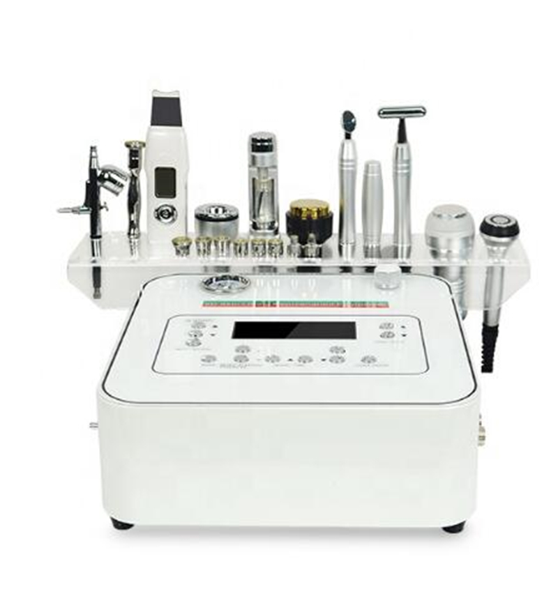 High Quality Face Lift Machine/new Design Professional Facial Rf Mesotherapy Electroporation Beauty Device Fast Shipping